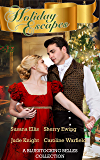 Holiday Escapes: A Bluestocking Belles Collection