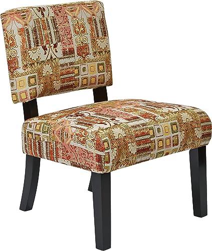 Ave Six Jasmine Accent Chair, Galileo