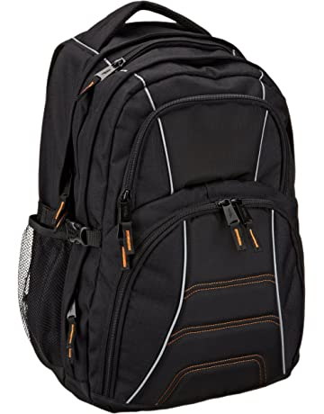 33432f2984cc AmazonBasics Backpack for Laptops up to 17-inches