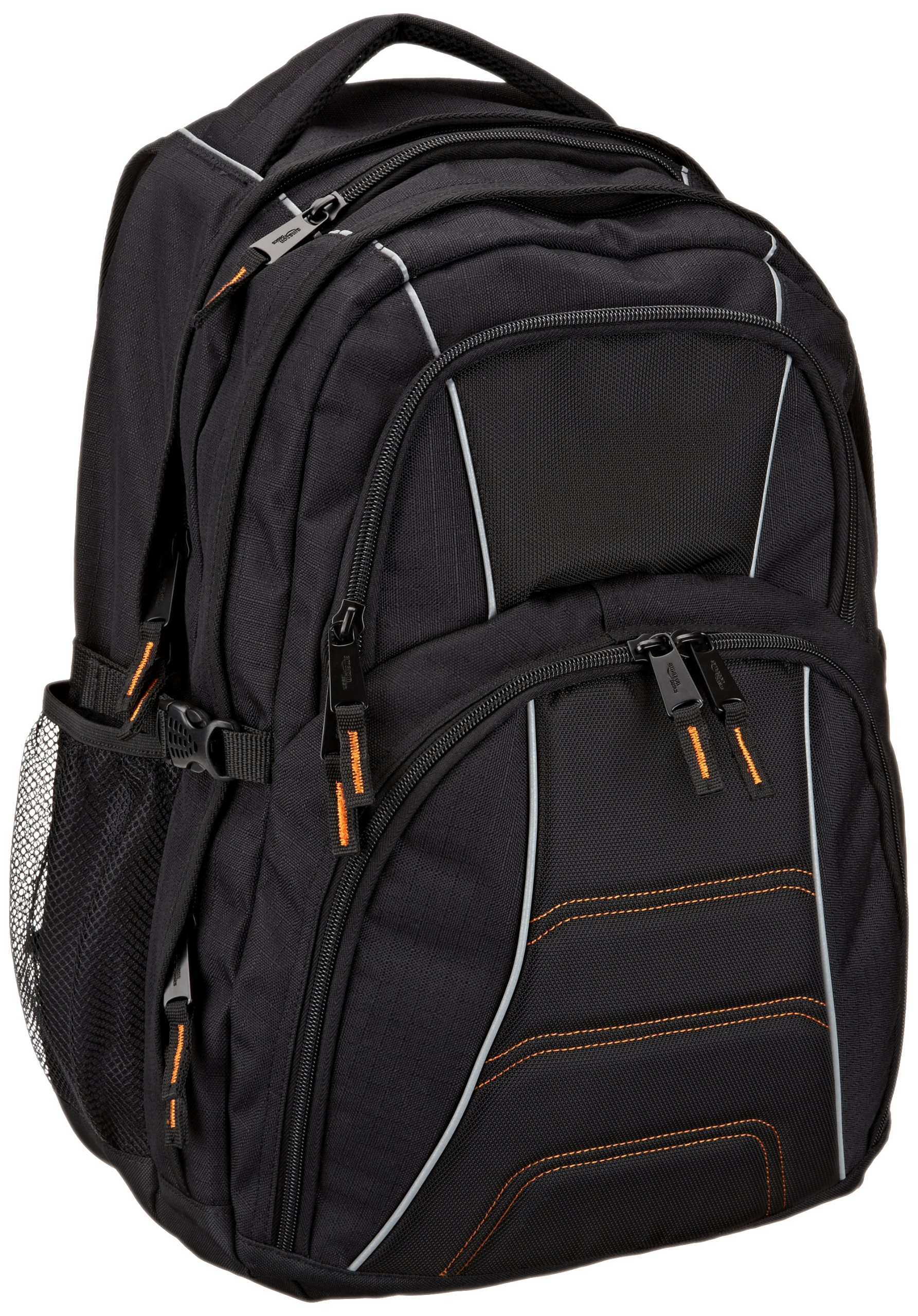Amazon Basics Laptop Computer Backpack – Fits Up To 17 Inch Laptops