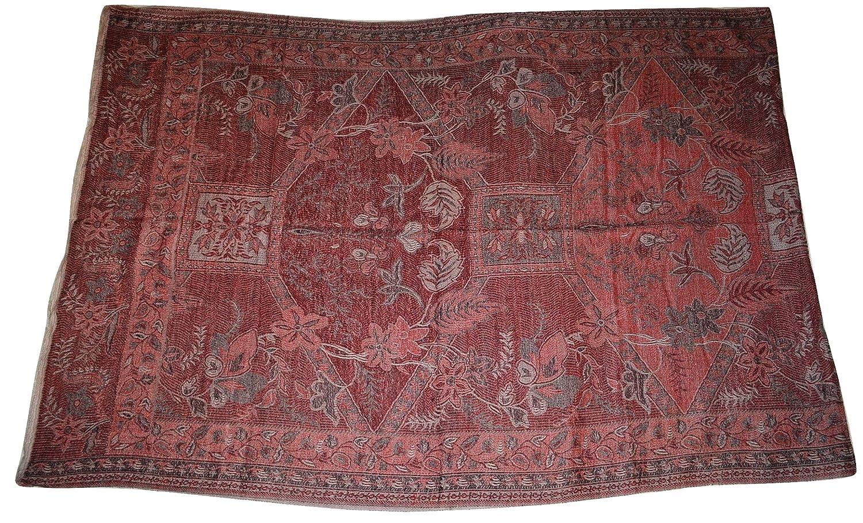 Multicolor 8 CASHMERE PASHMINA Scarf,Reversible Traditional Jacquard,Super Soft,Warm,Light Pashmina Scarf.