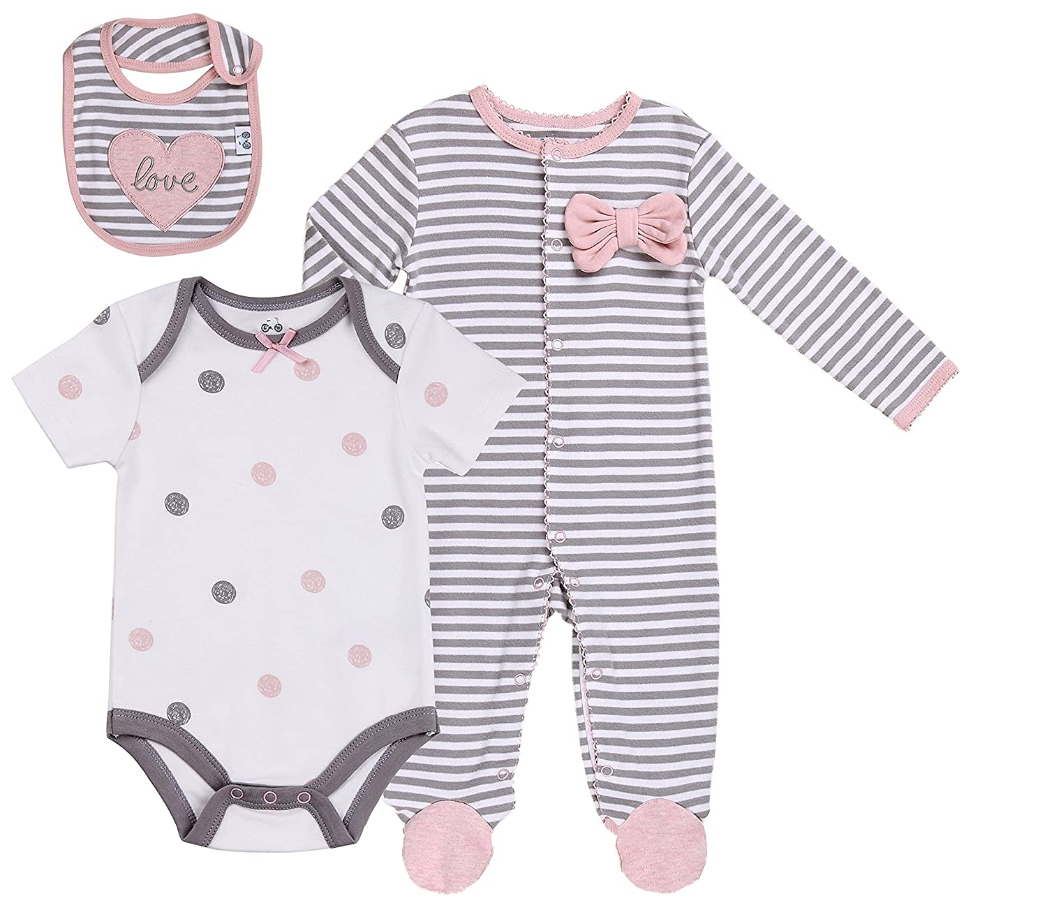 即納!最大半額! Asher SLEEPWEAR and Olivia SLEEPWEAR ベビーガールズ 12 Months 12 B077Y2NNVZ Dusty Rose Pink B077Y2NNVZ, イオンの通信販売サクワ:6f233024 --- a0267596.xsph.ru