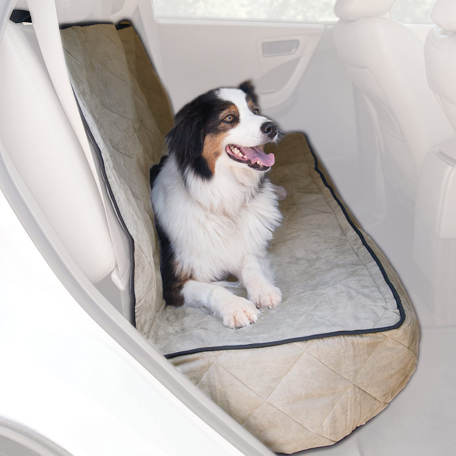 K H Pet Products Quilted Car Seat Cover