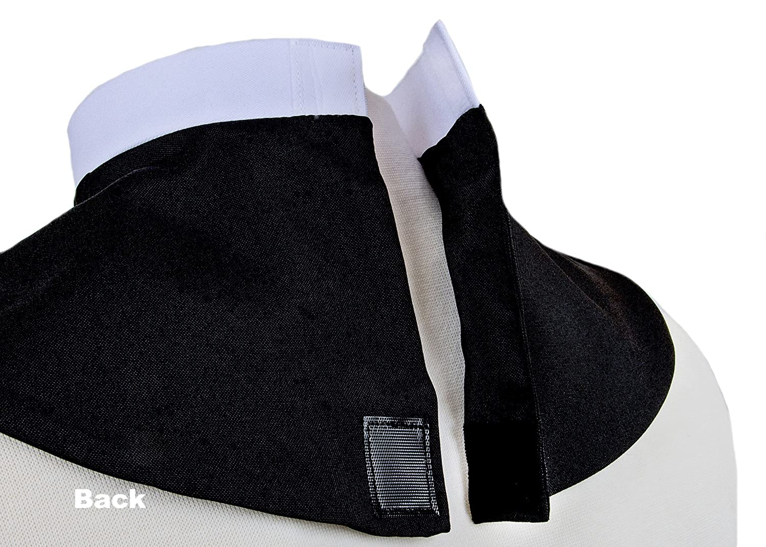 Mercy Robes Mens Clerical Black Dickey