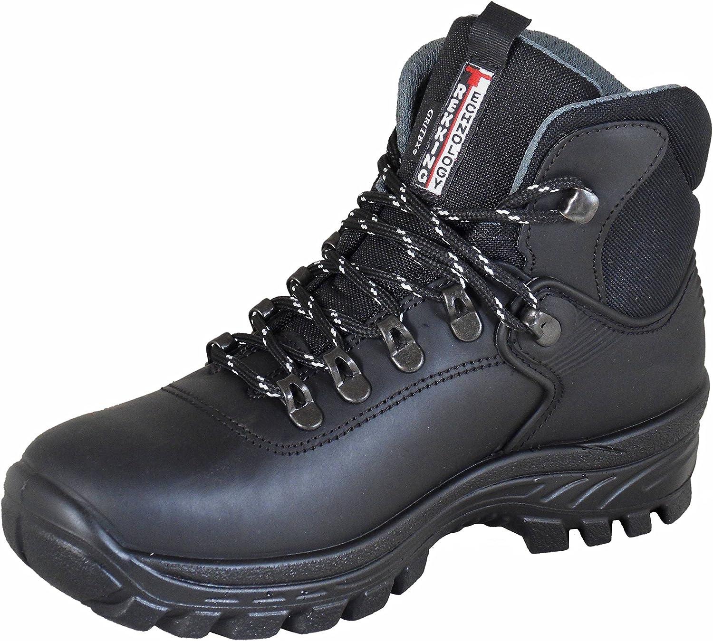 Grisport Explorer Boys//Girls Waterproof Walking Boots Black UK4//EU37