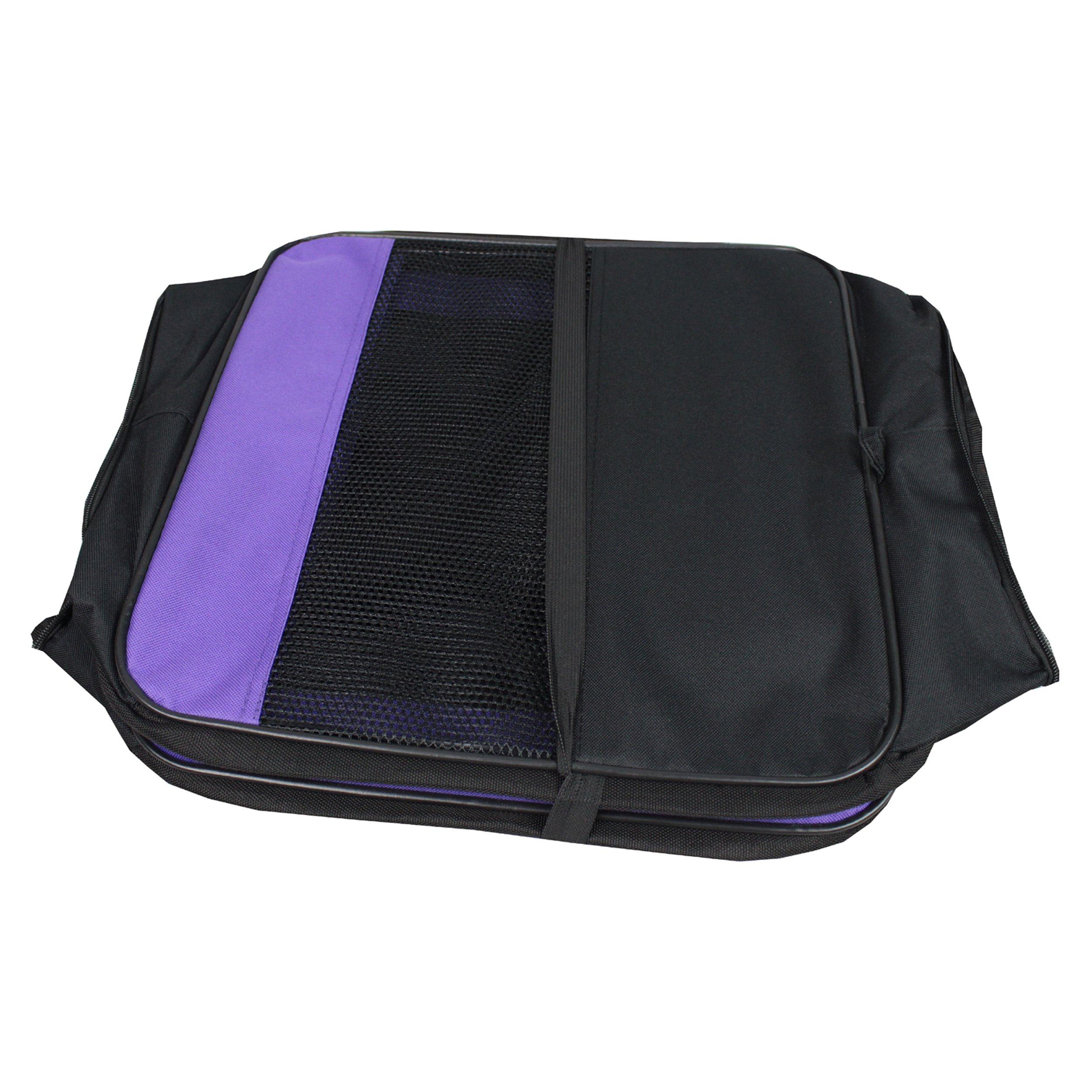 Iconic Pet Portable Pet Soft Play Pen, Purple, Small by Iconic Pet (Image #4)
