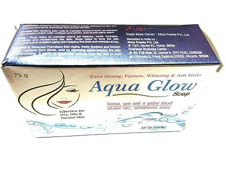 classic shoes best online fantastic savings Buy Aqua Glow Anti Marks Fairness Soap 75g (Pack of 3 ...