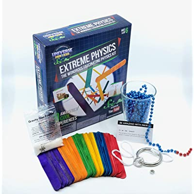 Be Amazing! Toys Extreme Physics Kit, Multi (6025): Toys & Games
