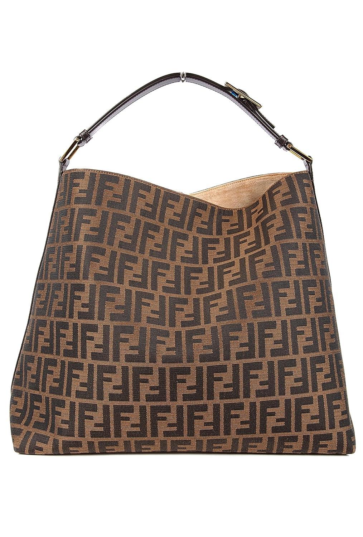 d4041d709 Amazon.com: Fendi women's shoulder bag original hobo brown: Shoes