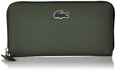 Lacoste - L.12.12 Concept, billetera zíper largo Para mujer ...