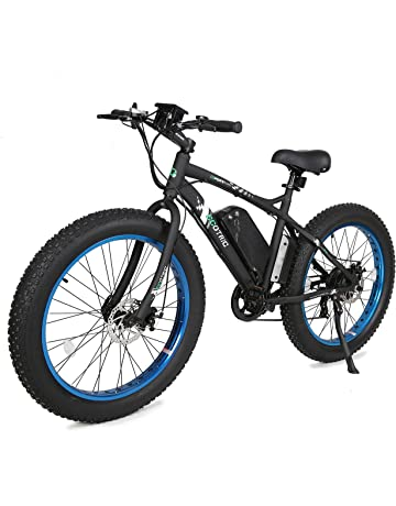 38eb181cc9e ECOTRIC Fat Tire Electric Bike Beach Snow Bicycle 26