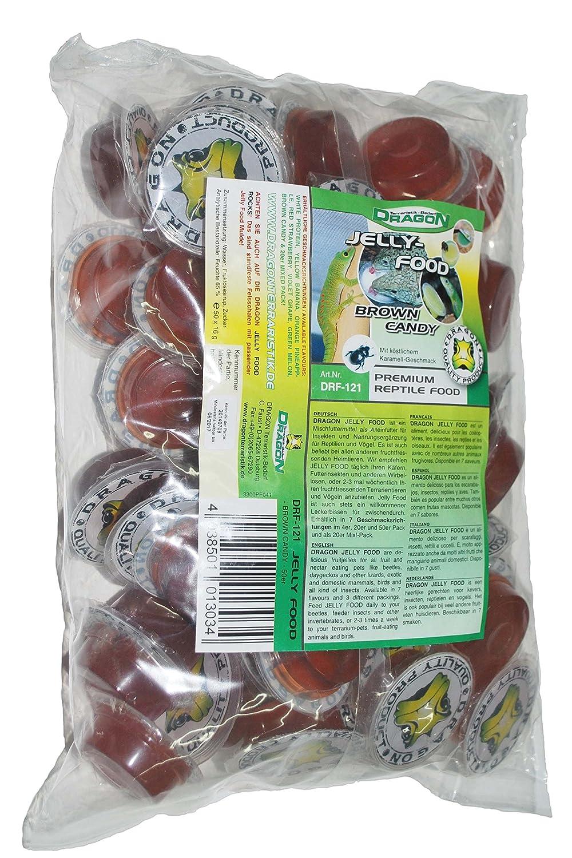 Dragon - Jelly Food 50 a 16g Stk.