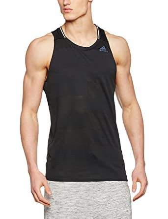 d7f05cfee adidas Supernova Singlet Running Vest - SS17  Amazon.co.uk  Sports    Outdoors