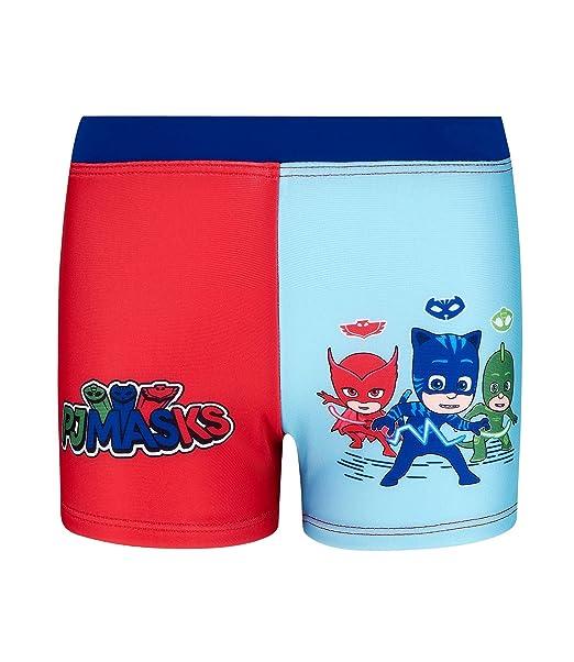 PJ Masks Chicos Pantalón bañador - Azul - 98