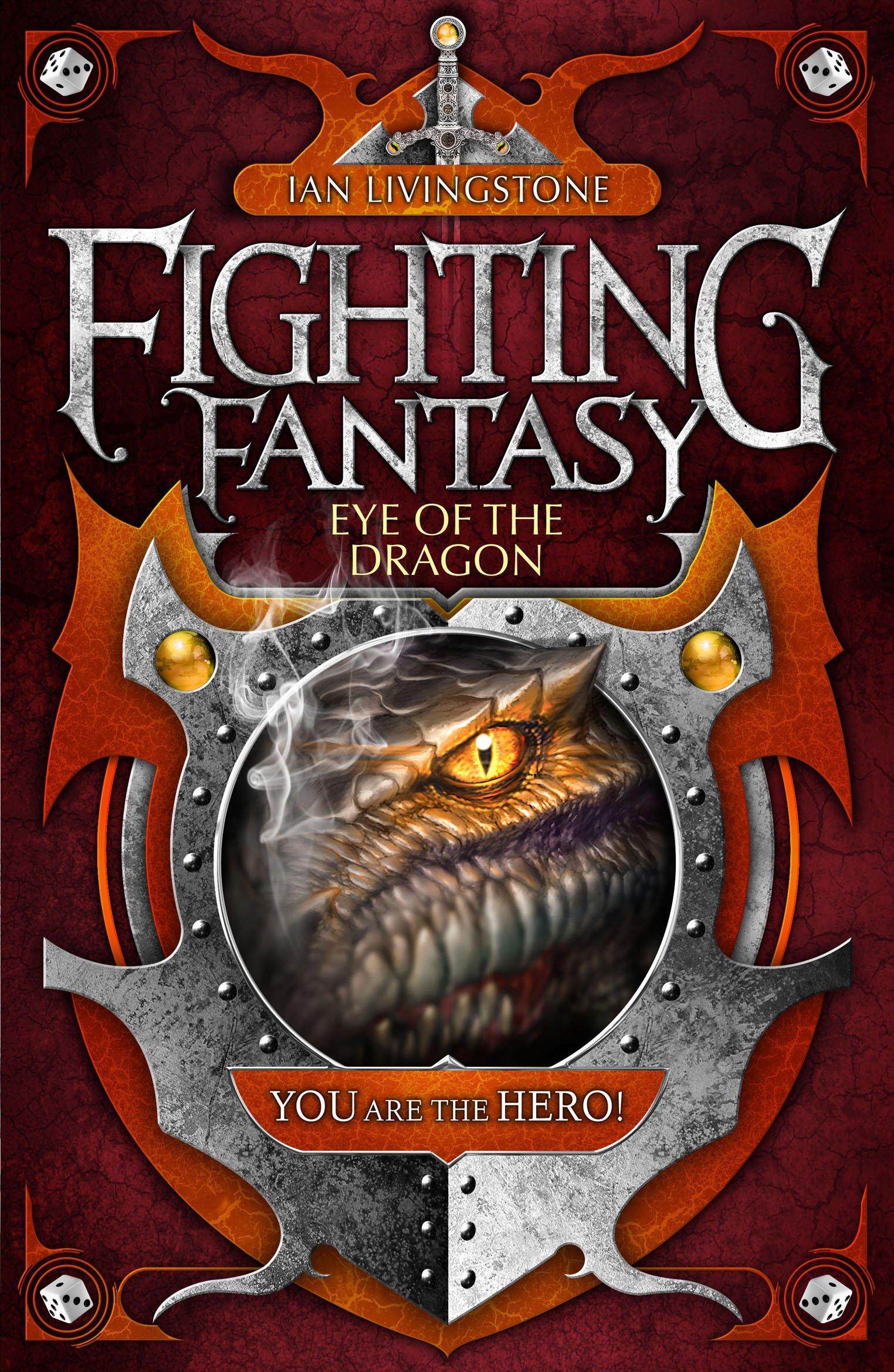 Read Online Eye of the Dragon (Fighting Fantasy) pdf epub