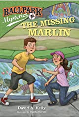 Ballpark Mysteries #8: The Missing Marlin Kindle Edition