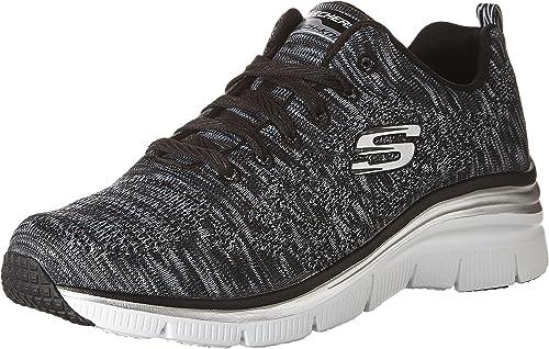 grandes ofertas en moda descubre las últimas tendencias 100% autentico Amazon.com | Skechers Sport Fashion Fit-Style Chic Women's Sneaker ...