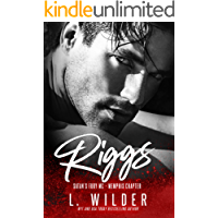 Riggs: Satan's Fury MC- Memphis Chapter (Book 3)