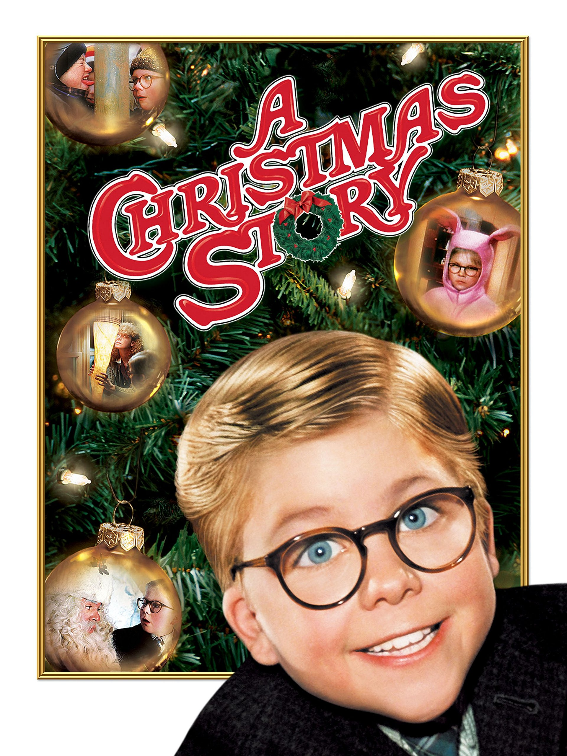 Amazon.com: A Christmas Story (1983): Peter Billingsley, Melinda ...
