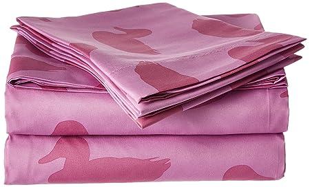 Au0026E Duck Dynasty Pink Camo Sheet Set, ...