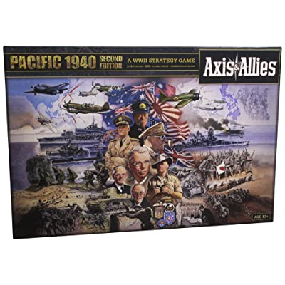 Axis and Allies Pacific 1940 2nd Edition: Toys & Games
