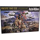 Avalon Hill Wizards of the Coast A0626 - Juego de mesa Axis & Allies: Pacific 1940 2nd Edition (instrucciones en inglés)