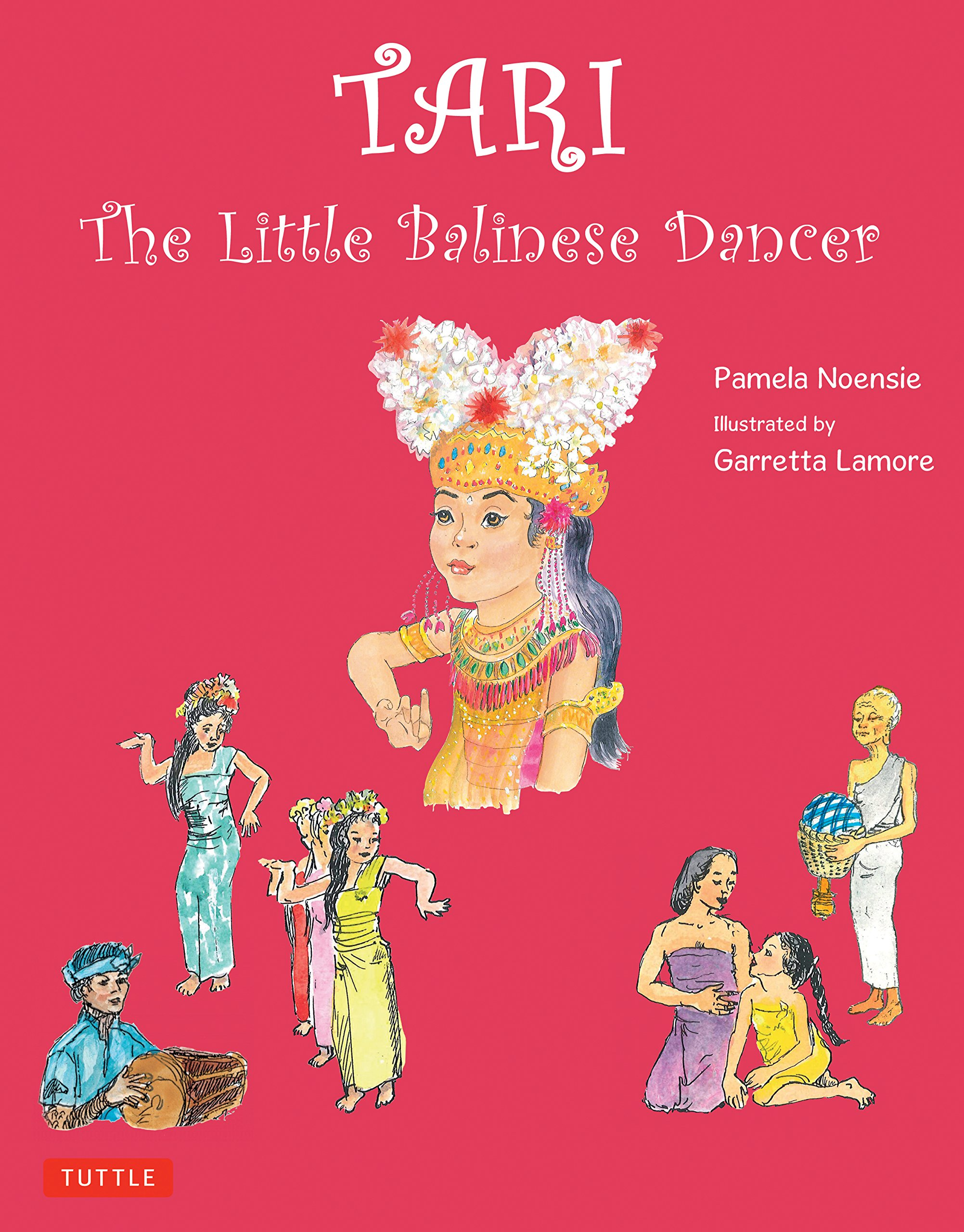 Download Tari: The Little Balinese Dancer pdf epub