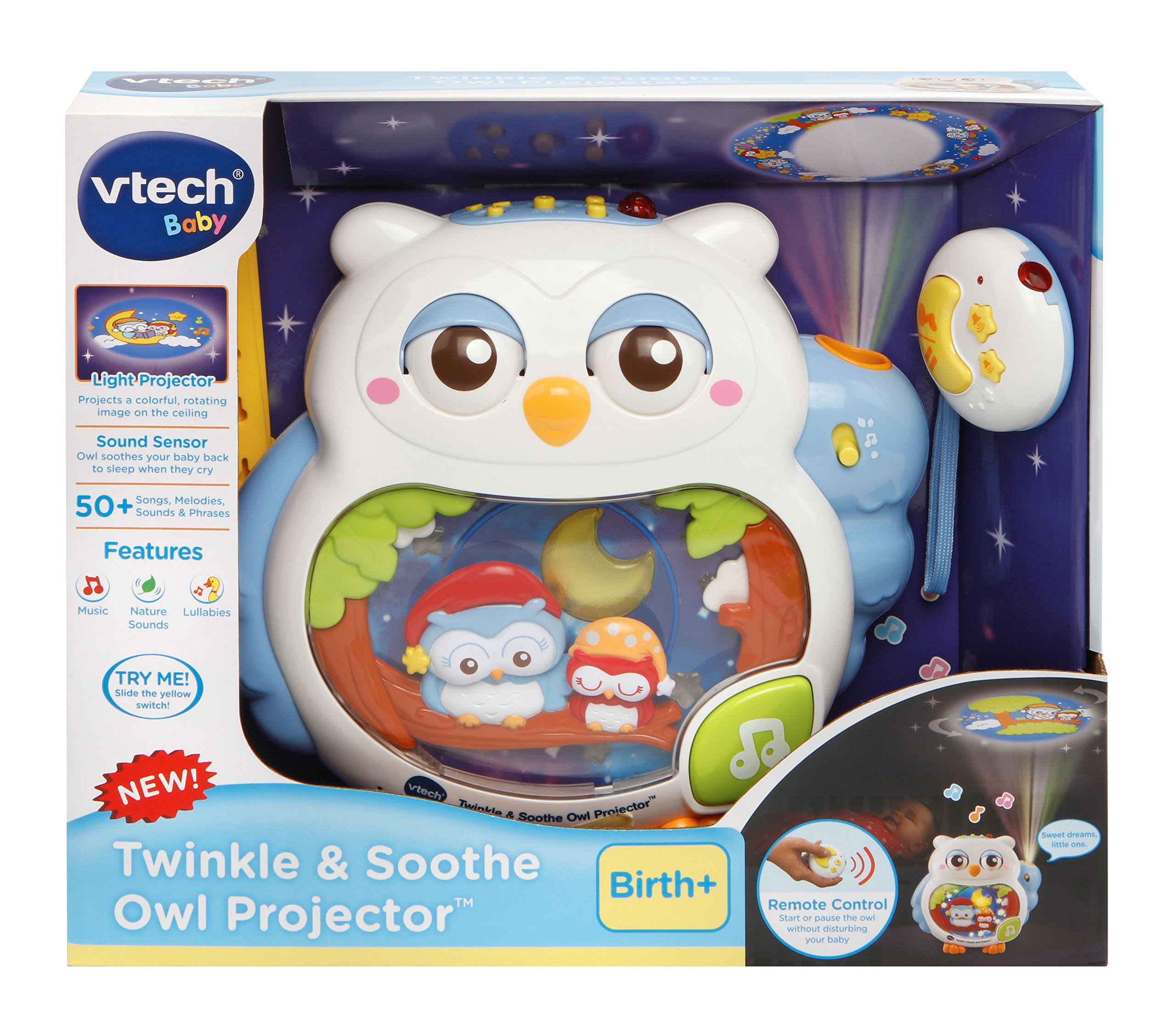 VTech Twinkle & Soothe Owl Projector by VTech (Image #6)