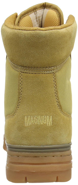 Magnum Unisex-Erwachsene Classic Mid Beige Work Stiefel Beige Mid (Wheat) 7aac80