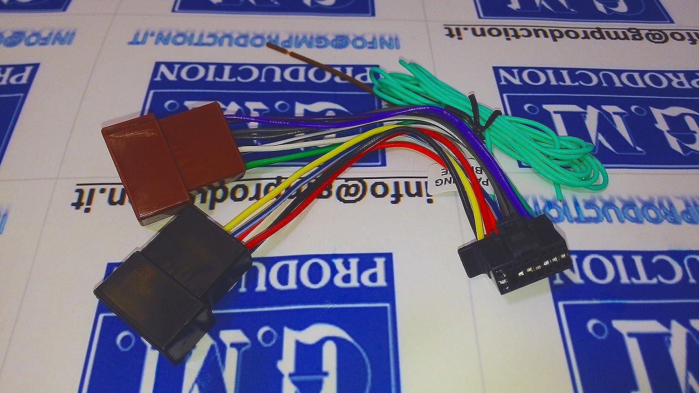 ISO Autoradio Adapter SONY CDX-G1000U CDX-G1001U CDX-G1002U //4// NEU