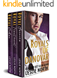 Royals of Danovar: The Complete Series