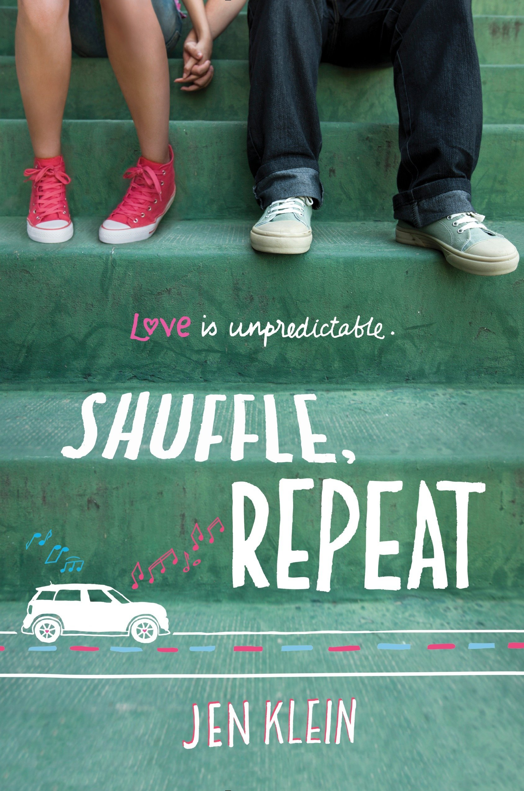 Image result for shuffle repeat by jen klein