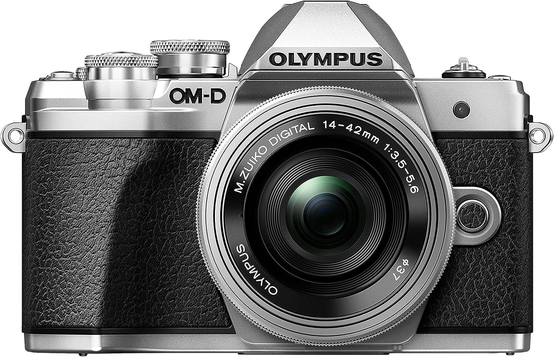 Olympus OM-D E-M10 Mark III - Kit con Cámara de Sistema Micro ...