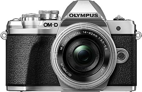 Olympus OM-D E-M10 Mark III, kit con cámara de sistema Micro ...