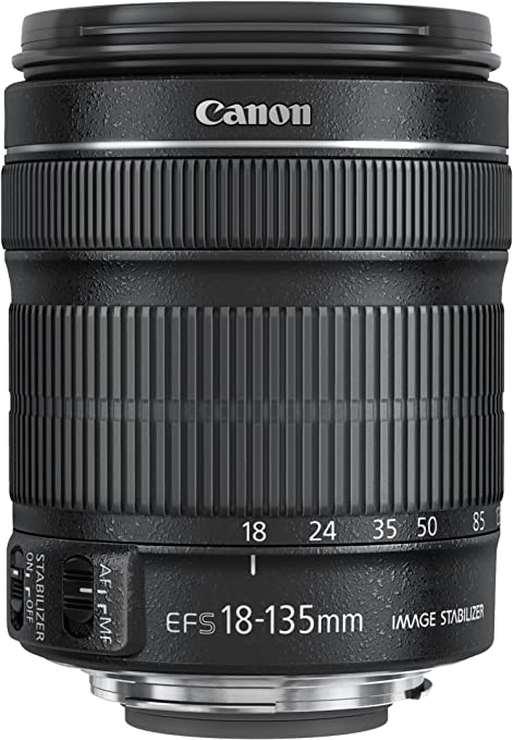 Canon EF-S 18-135mm f/3.5-5.6 IS STM: Amazon.es: Electrónica