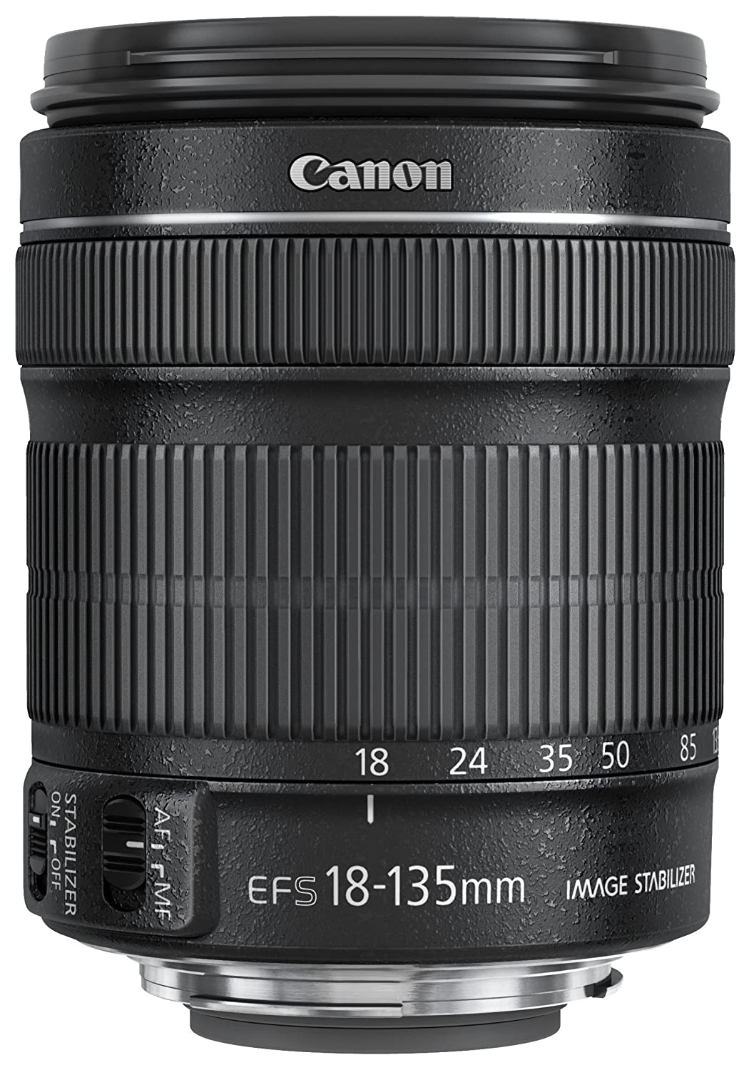 Canon  mm  F EF S IS STM Objetivo para canon