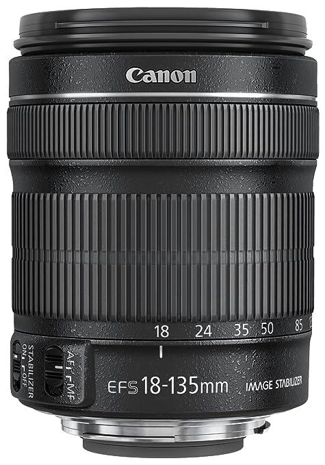 69 opinioni per Canon Obiettivo EF-S 18-135 mm f/3.5-5.6 IS STM, Nero [Versione Canon Pass