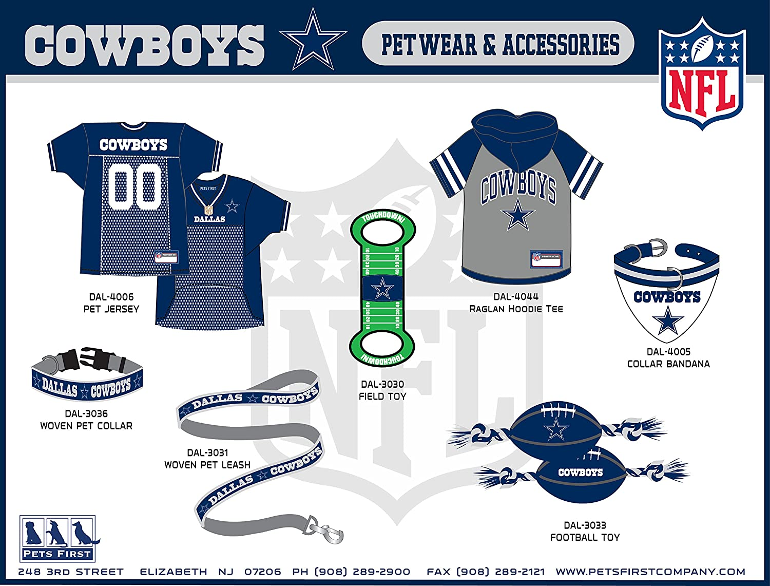 01c9d09151a Amazon.com : NFL Dog TAG - Dallas Cowboys Smart Pet Tracking Tag. - Best  Retrieval System for Dogs, Cats or Army Tag. Any Object You'd Like to  Protect : Pet ...