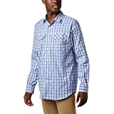 Columbia Men's Silver Ridge Lite Plaid Long...