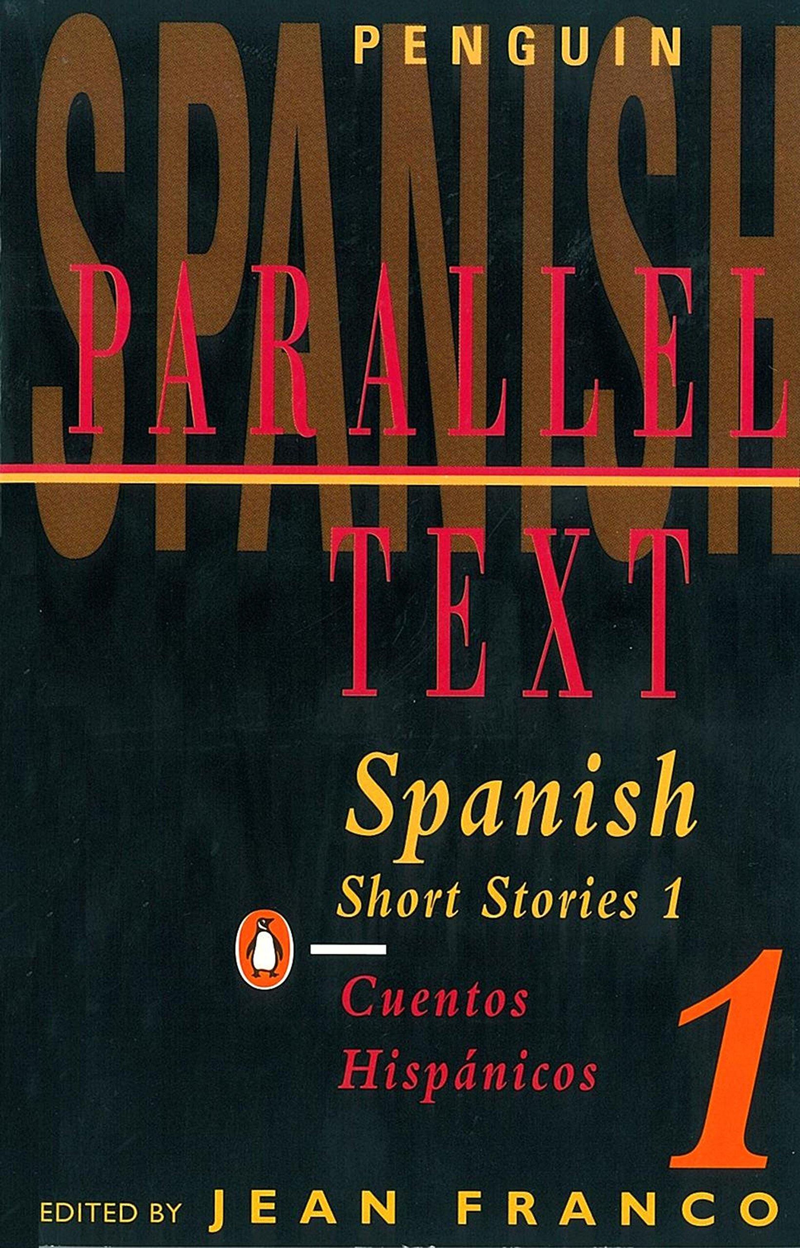 Spanish Short Stories (Penguin Parallel Text)