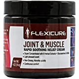 Topical Natural Pain Relief Cream for Treatment of Joint, Muscle, and Nerve Aches - Contains Glucosamine, MSM, Arnica…