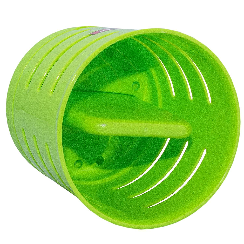 Curver quadrato Scolaposate 12 x 12 x 12 cm verde