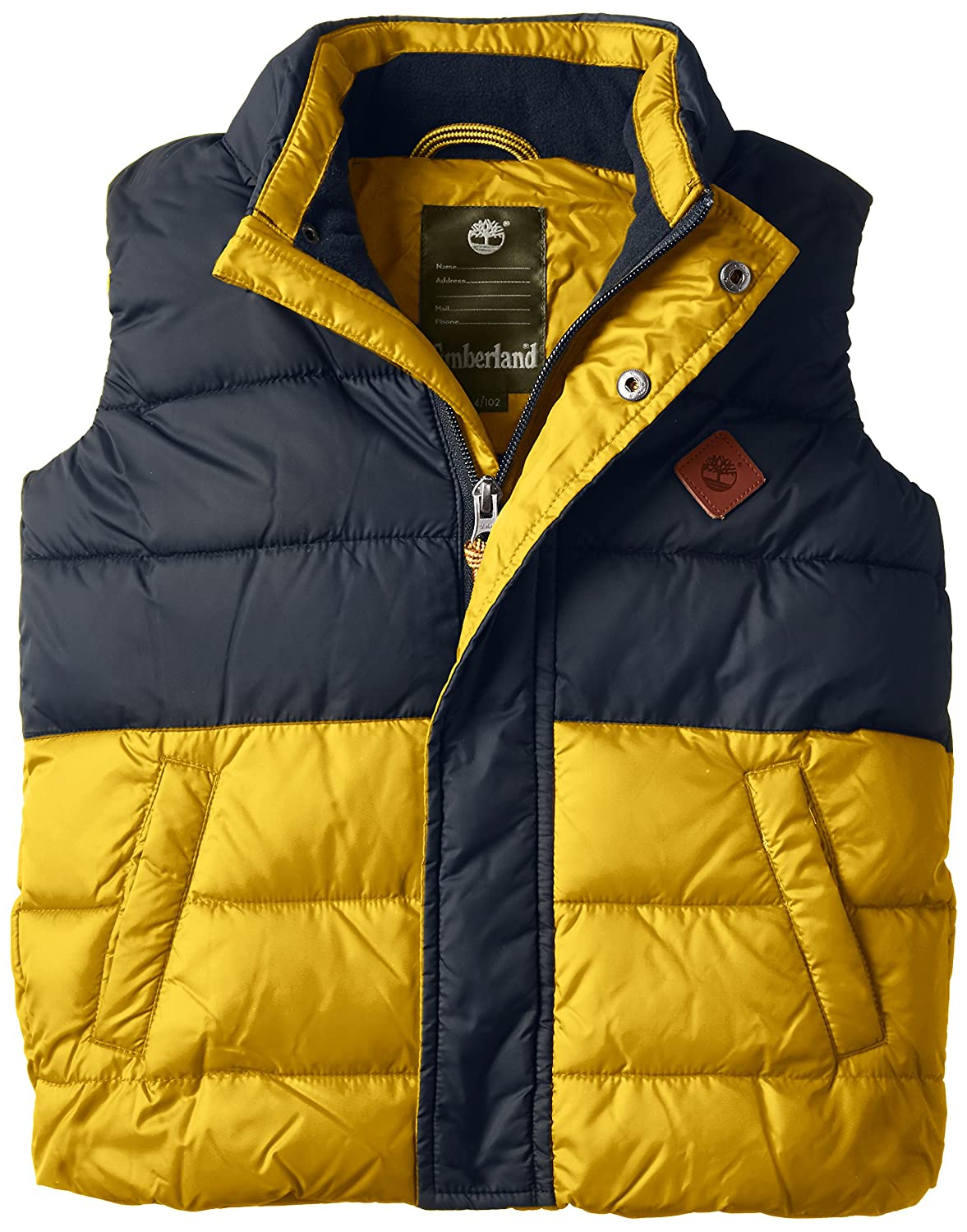 timberland homme gilet