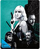 Atomic Blonde Limited Steelbook [Blu-ray]