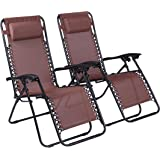 Amazon Com Premium Patio Chairs Zero Gravity Chair