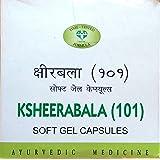 Ksheerabala 101 Avarthi - 100Capsules
