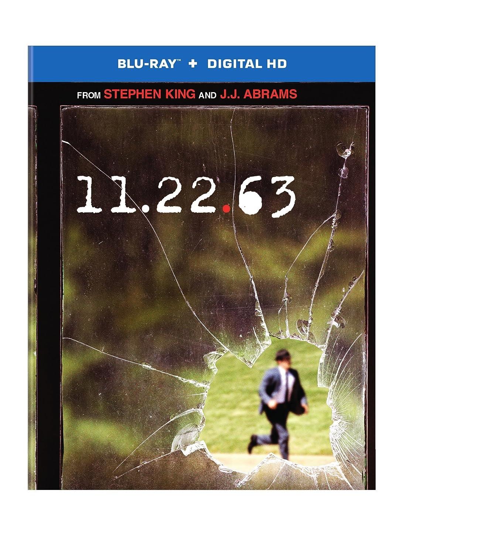 Amazon 11 22 63 Blu ray J J Abrams Stephen King Brid