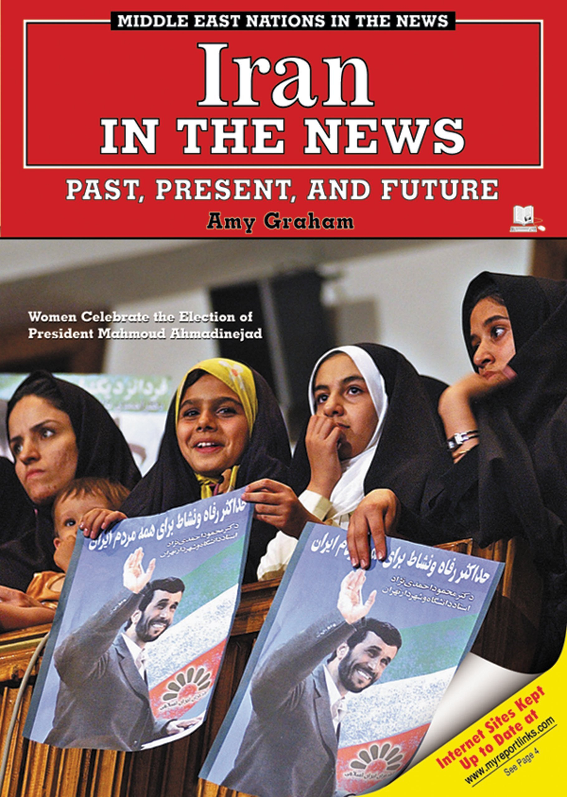 Iran in the News: Past, Present, and Future (Middle East Nations in the News) pdf