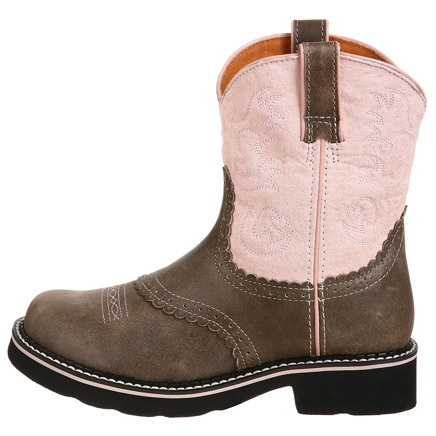 Amazon Com Ariat Fatbaby Western Boot Toddler Little Kid Big Kid