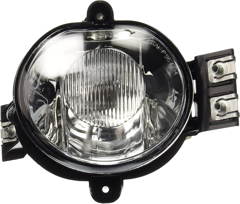 2011 Volvo VNM430 SLEEPER Post mount spotlight 100W Halogen 6 inch Driver side WITH install kit -Chrome